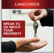 Landlords - speak to us about your property